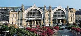 Vinci Gare de Tours