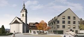Parking Gemeindehaus Walchwil