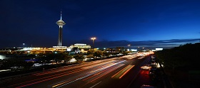 Parking Milad Tower