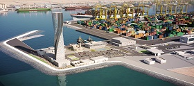 Parking Doha Port