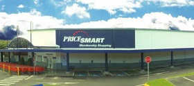 Parking PriceSmart Barranquilla