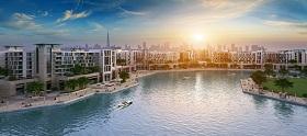 Parking Dubai Wharf Mall