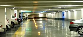 Parc P1 CDG Paris Airport