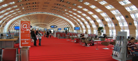 CDG Paris Airport