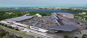 Parking City Park Mall of Constanta