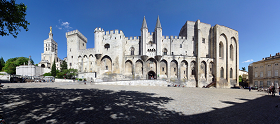 Parking Palais des Papes