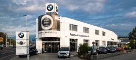 Parking Facchinetti Automobiles