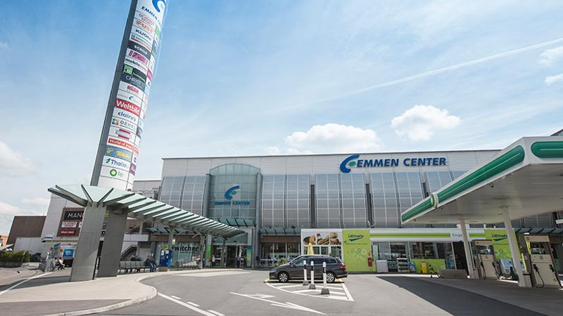 Schick Electronic - Emmen Center