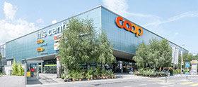 Parking Coop Ilfis Center Langnau